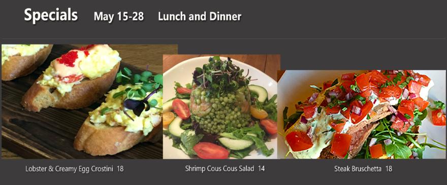 Website Weekly Food Specials Cycle 2